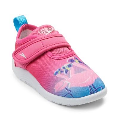 Speedo Toddler Girls' Shore Explorer Water Shoes - Flamingo