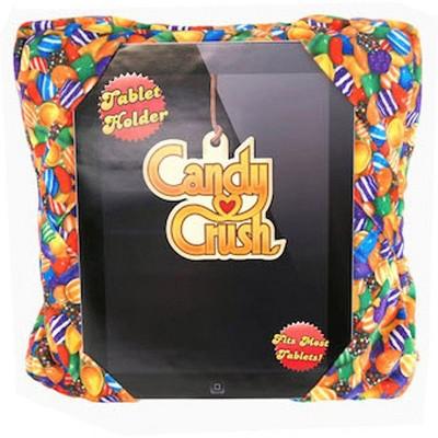Commonwealth Toys Candy Crush Saga Orange Plush Tablet Holder