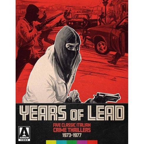 Years of Lead: Five Classic Italian Crime Thrillers (Blu-ray)(2021) - image 1 of 1