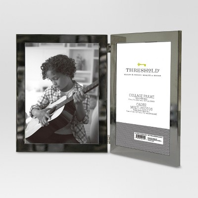 5 x7  2-Opening Hinged Metal Frame - Threshold™