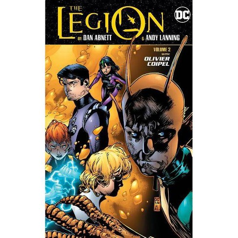 The Legion by Dan Abnett and Andy Lanning Vol. 2 - (Paperback) - image 1 of 1