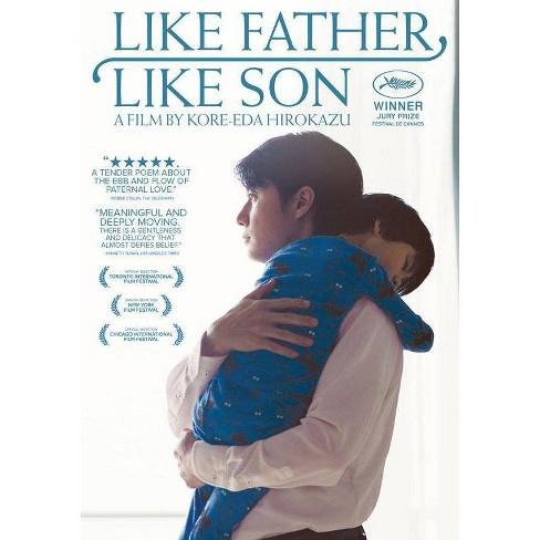 Like Father, Like Son (DVD) - image 1 of 1