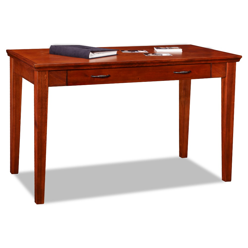 Laptop/Writing Desk Cherry (Red) - Leick Home