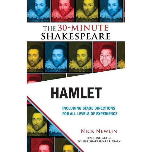 Hamlet: The 30-Minute Shakespeare - by  William Shakespeare (Paperback) - image 1 of 1