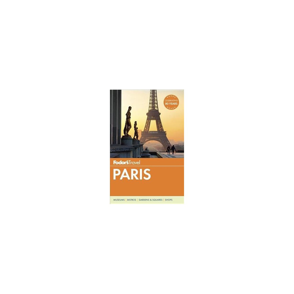 Fodor's Paris (Paperback) (Nancy Heslin & Linda Hervieux & Jennifer Ladonne & Virginia Power & Jack