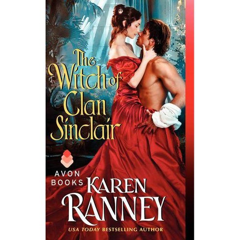 The Witch of Clan Sinclair (Paperback) by Karen Ranney - image 1 of 1