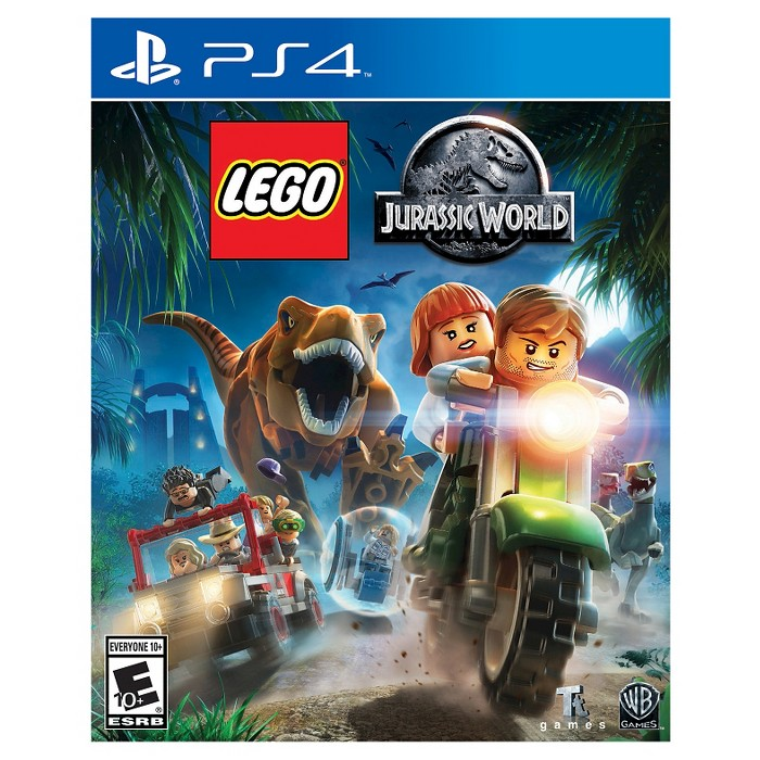 LEGO® Jurassic World PRE-OWNED PlayStation 4 - image 1 of 1