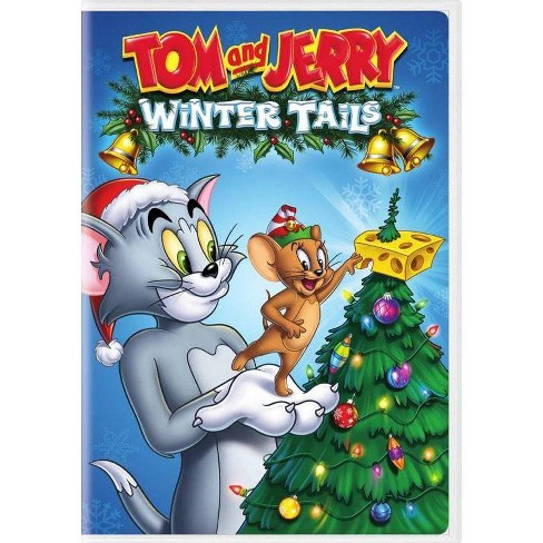 Tom & Jerry: Winter Tails (DVD) - image 1 of 1