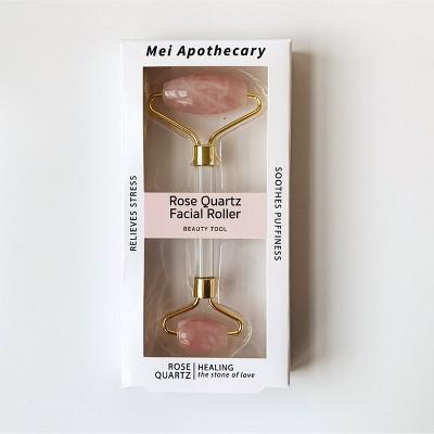Mei Apothecary Rose Quartz Facial Roller