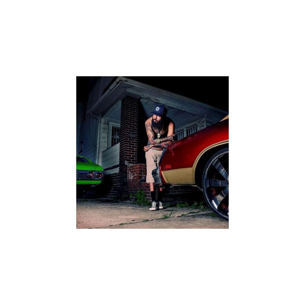 Stalley - Ohio (CD), Pop Music