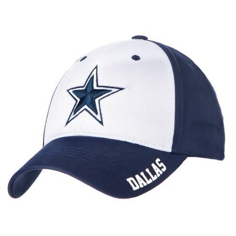 NFL Dallas Cowboys Men's White Princeton Hat - image 1 of 2