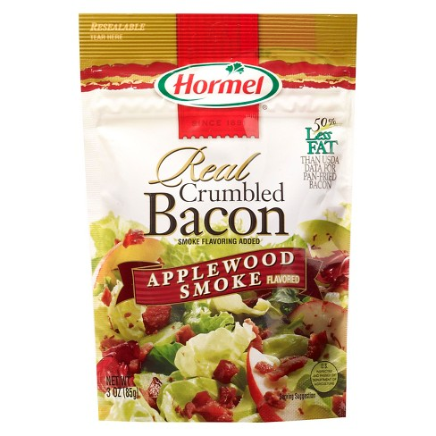 Hormel® Real Applewood Smoke-Flavored Crumbled Bacon - 3oz - image 1 of 1