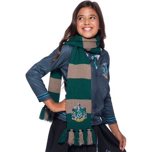 Adult Harry Potter Slytherin Costume Scarf Target