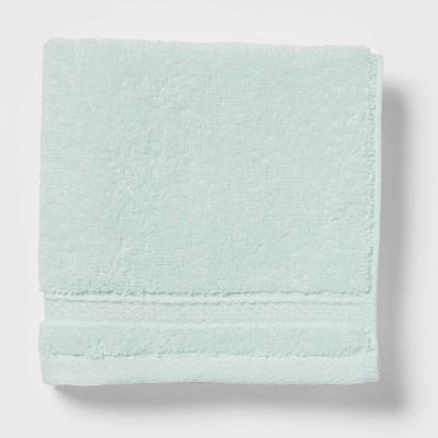 Soft Solid Washcloth Mint Green - Opalhouse™