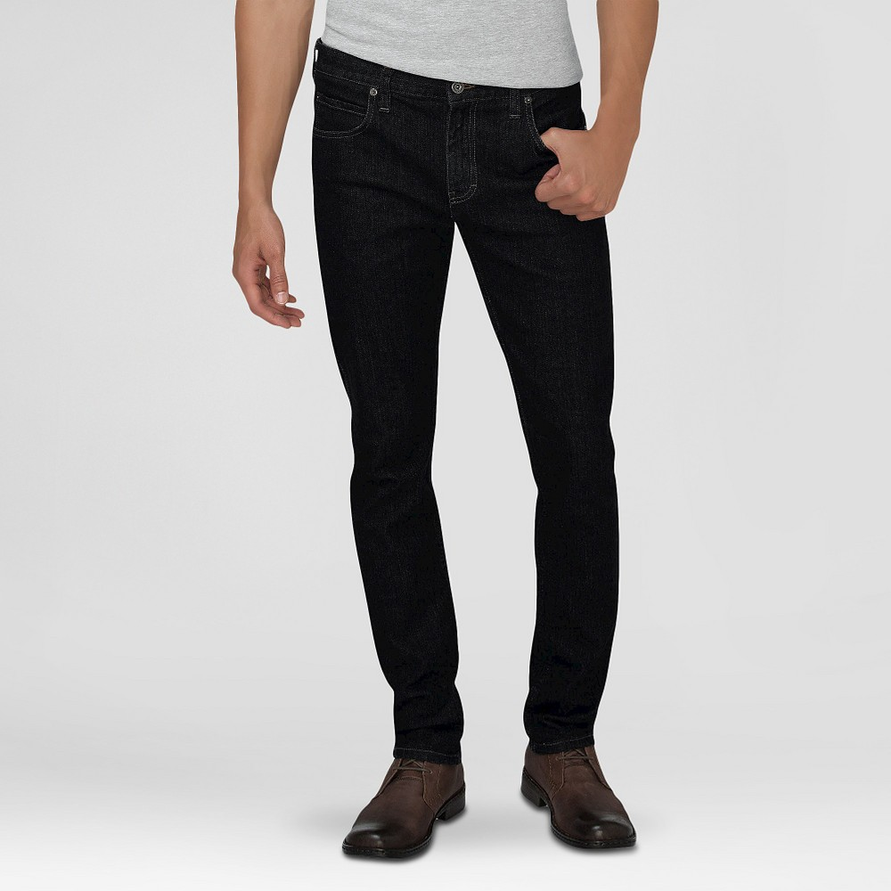 Dickies Men's Slim Fit 5-Pocket Jean Black 32X30