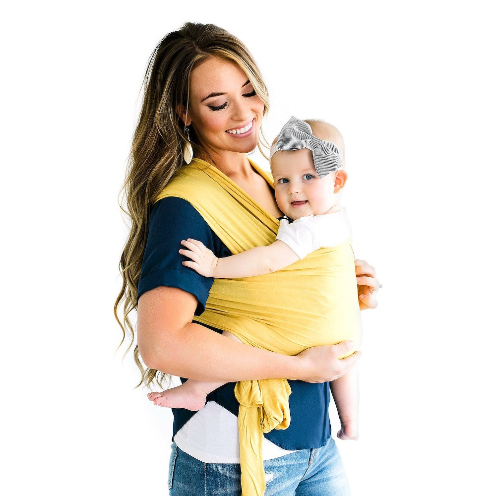 Happy! Wrap Organic Baby Carrier Sunshine (Yellow)