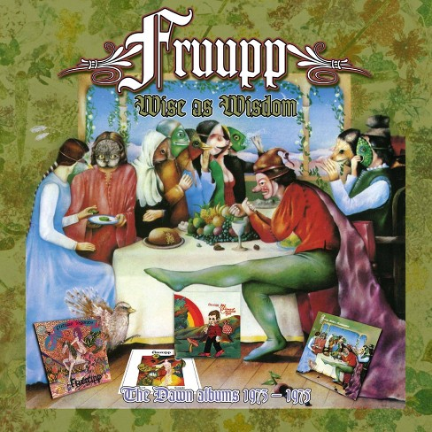 Fruupp - Wise as wisdom:dawn albums 73-75 (CD) - image 1 of 1
