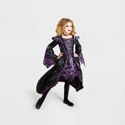 Kids' Vampire Dress Halloween Costume - Hyde & EEK! Boutique™