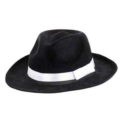 Adult Hat Black Halloween Costume Headwear