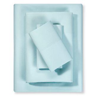 Full Microfiber Sheet Set Aqua - Room Essentials™