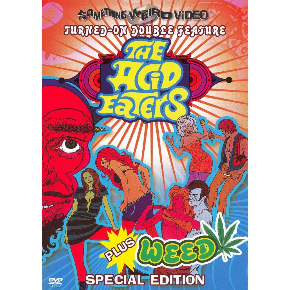 Acid Eaters/Weed (Dvd), Movies