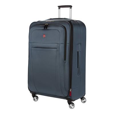 """SWISSGEAR 29"""" Zurich Checked Suitcase - Blue"""