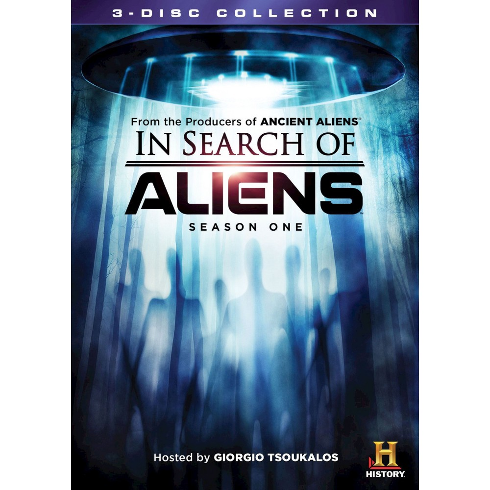 In Search Of Aliens:Season One (Dvd)