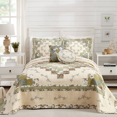 Olivia Bedspreads Modern Heirloom