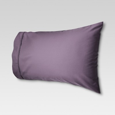 Performance 400 Thread Count Pillowcase Light Purple (Full)- Threshold™