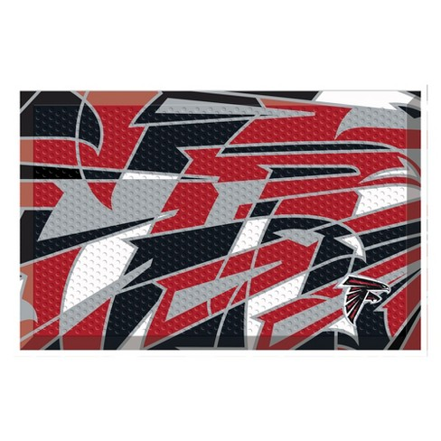 NFLxFIT Atlanta Falcons Scraper Mat 2'X6' - image 1 of 2