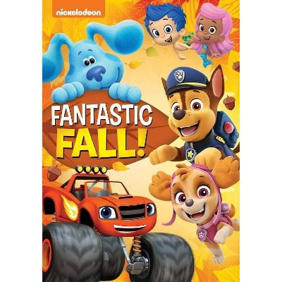 Nick Jr: Fantastic Fall! (DVD)