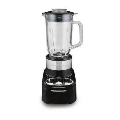 Hamilton Beach Glass Jar Blender Black - 54216