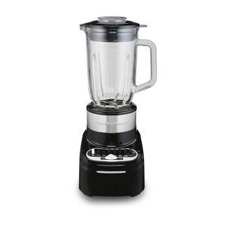 Hamilton Beach Glass Jar Blender Black - 54216