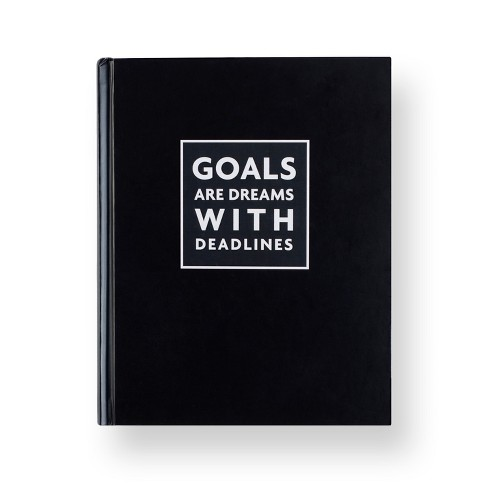 Fitspiration Journal Goals Are Dreams - Fitlosophy - image 1 of 1