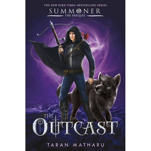 The Outcast - (Summoner Trilogy, 4) by  Taran Matharu (Hardcover) - image 1 of 1