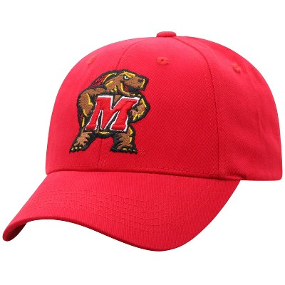NCAA Maryland Terrapins Men's Structured Brushed Cotton Hat