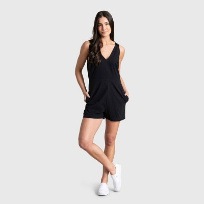 Women's United By Blue Organic V-Neck Romper