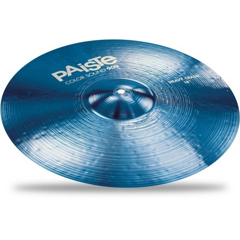 Paiste Colorsound 900 Heavy Crash Cymbal Blue - image 1 of 1