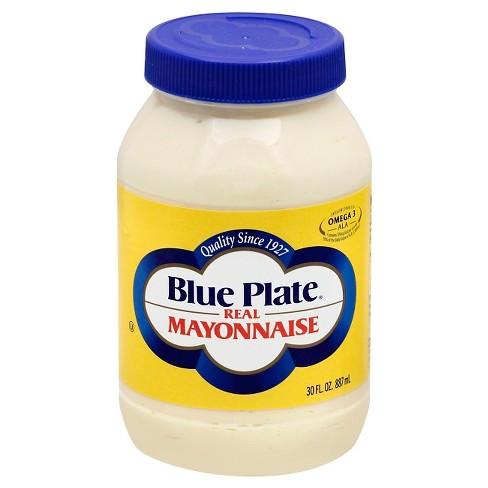 Blue Plate Mayonnaise - 30 fl oz - image 1 of 1
