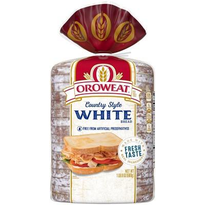 Oroweat Country White Bread - 24oz