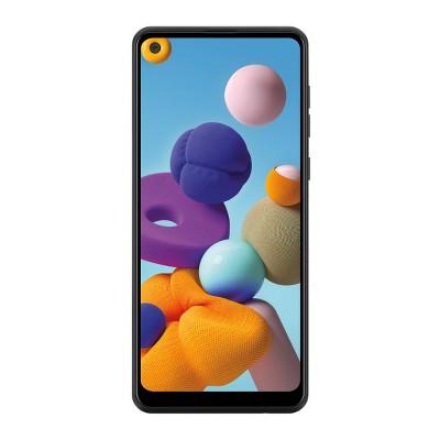 Samsung A21 Unlocked (32GB) - Black