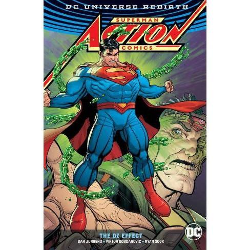 Superman - Action Comics: The Oz Effect - by  Dan Jurgens (Paperback) - image 1 of 1