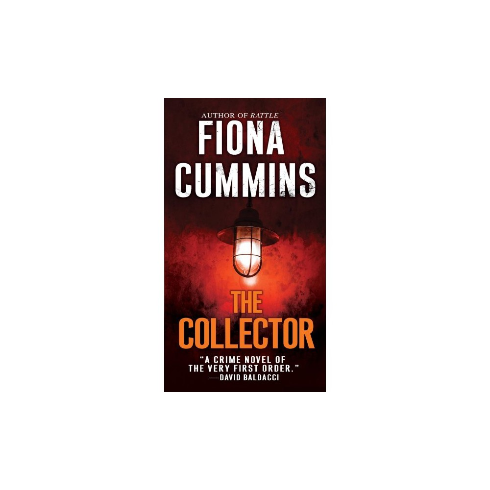 Collector - by Fiona Cummins (Paperback)