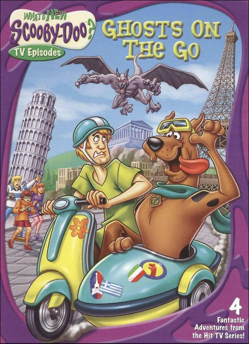 What's new scooby doo vol 7:Ghosts on (DVD) - image 1 of 1