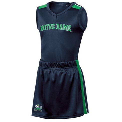 Notre Dame Fighting Irish Girls' 3pc Cheer Set - image 1 of 3