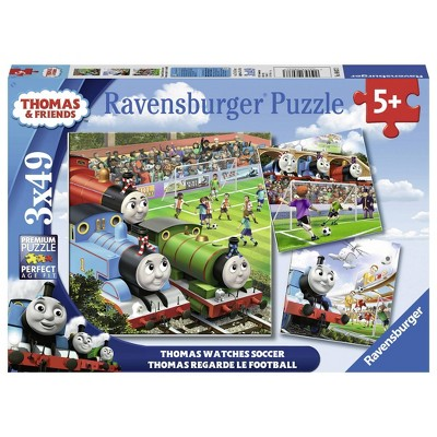 Ravensburger Thomas the Train Puzzle Set - 3pk