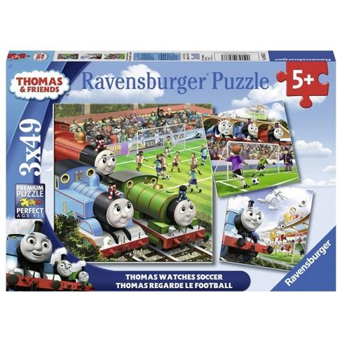 Ravensburger Thomas the Train Puzzle Set - 3pk - image 1 of 4