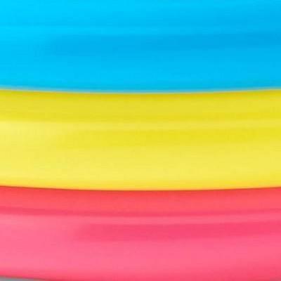 Blue/Yellow/Pink