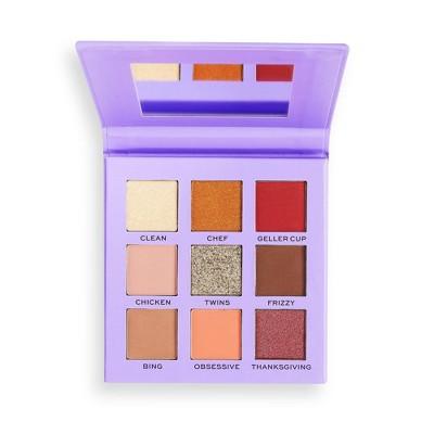 Makeup Revolution X Friends Eyeshadow Palette - 0.32oz