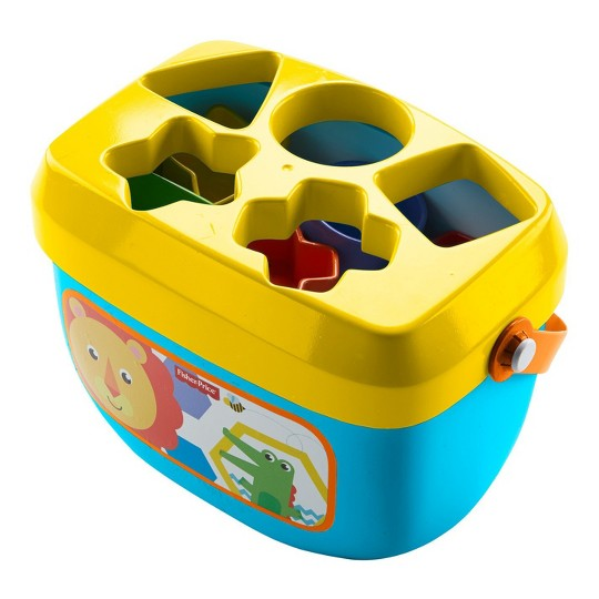 Fisher-Price Baby's First Blocks image number null